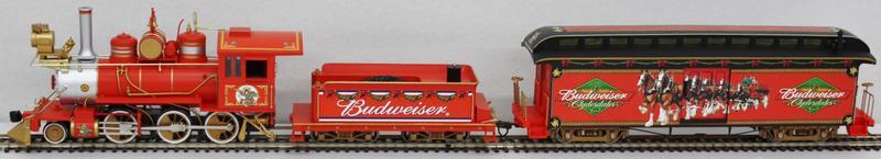 Hawthorn Village Budweiser Set