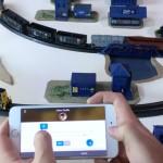 Bluetooth Model Train Control