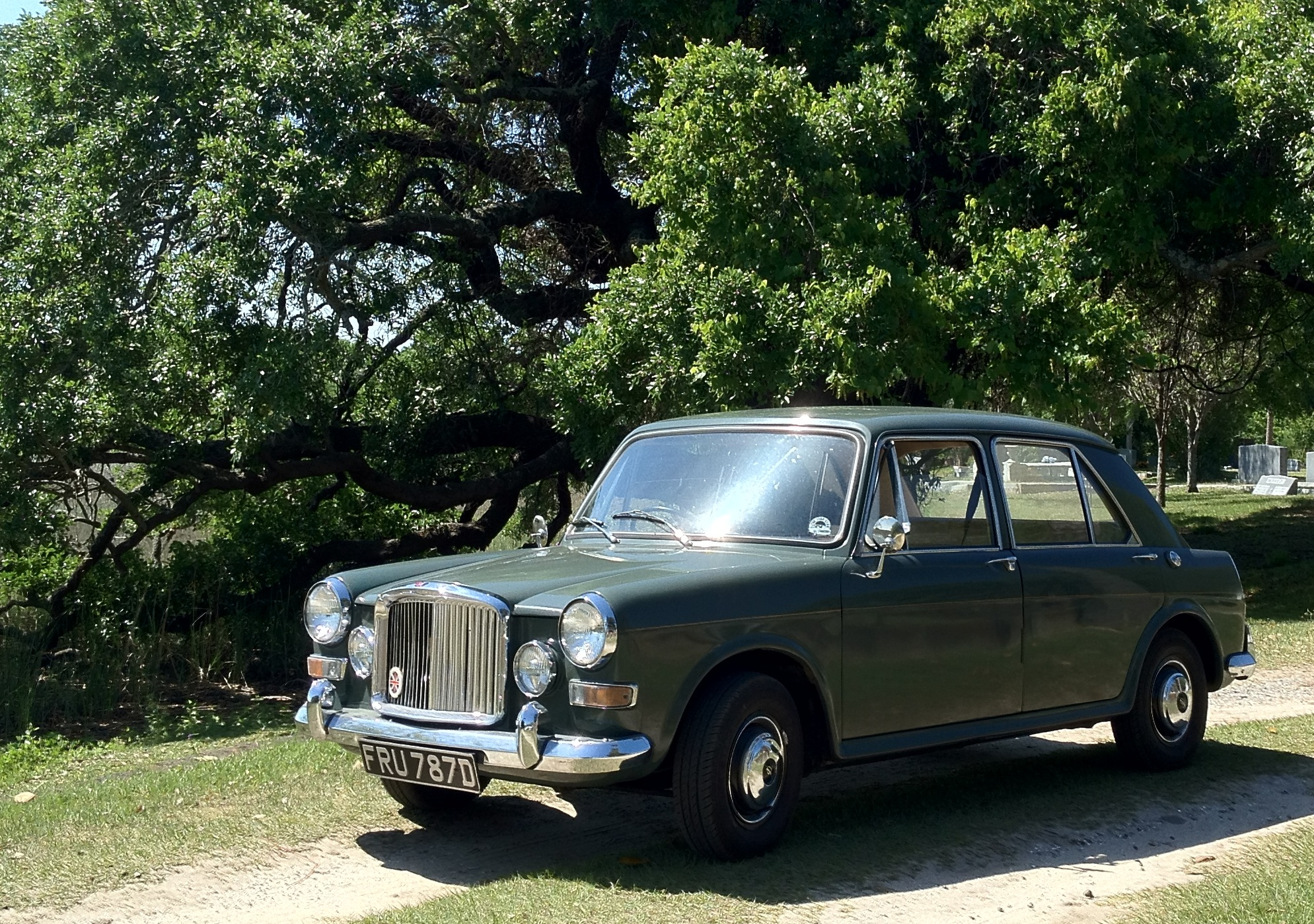 Catherine - 1966 Vanden Plas Princess