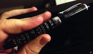 27th Anniversary Pen