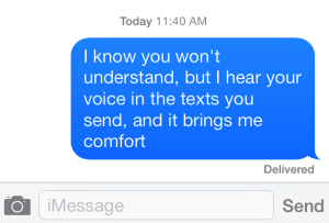 The Voice of Your Text