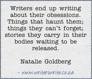 Writing Obsession