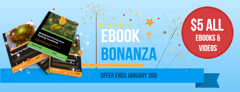 $5 Tech ebook and Video Bonanza