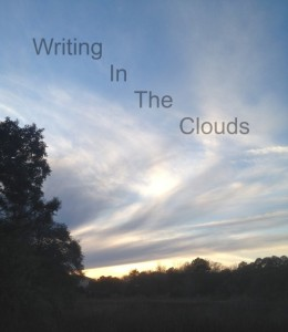 Writing In The Clouds